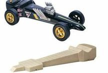 Pinewood Derby / Pinewood Derby supplies