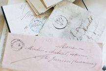 Lui écrire une lettre d'Amour