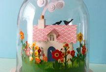 Miniatures- wish I had them all! / by Karen Treft
