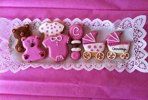 Los postres de Mimi / Galletas decoradas con mucho amor!!!