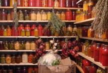food!! / Food, recipes, storage and canning...