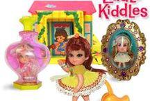 Kiddles & Lucky Lockets - Just loved them! / by Karen Treft