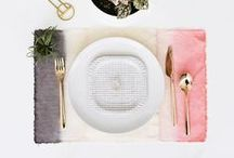 Home styling _ table settings