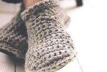mittens & slippers