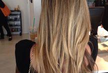 Hair color / Hair
