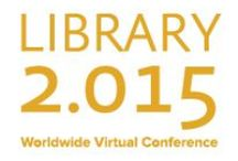 Library 2.015 Conference / Several Library 2.015 events are planned this year, including a Spring Summit in April, webinars throughout the year, and the annual conference in October. Co-founded by the SJSU School of Information, all the events are free and online!