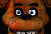 Five Nights at Freddy / Harikalar