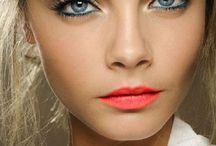 Makeup / Inspirational makeup tutorials