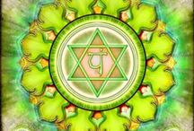Energie, chakras, méditation
