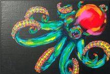 Art Ideas / by Kelsey Knight