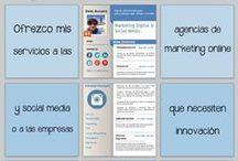 Infografías y más / Infografias sobre Social media y 2.0