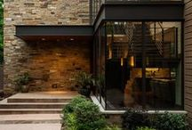 Home Architecture / The shape and feel of it.