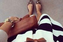 Fashions / Basically, everything I want in my own wardrobe.