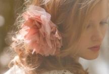 Flowers in her hair...~