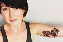 Tattoos <3 / by DressPresh