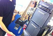 Guitars at Guitarbitz / A selection of #Guitars available at #GuitarbitzGuitarShop | www.guitarbitz.com