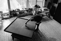 Workspace / by Pia Haugseth