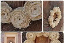 Create: Crates, Pallets, burlap, feed sacks, leather / DIY projects Crate, Pallet, burlap, feed sacks, leather / by Jeanette Griebel