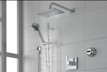 Brizo / Medium Flow Custom Showers make it simple to create a personalized, spa-like experience. With a wide variety of custom options to choose from, including body sprays, handshowers and ceiling mount raincan showerheads, you can transform your shower with minimal effort. Design your own escape.