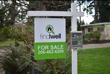 Homes For Sale - listed by findwell / findwell helps lots of home owners in and around Seattle to sell their home. We pride ourselves on professional photography and marketing for our listings. Take a look at some of the homes we have listed for sale and contact us if you are looking to buy or sell a home.