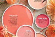 COLOR PALETTES / We love color palettes!