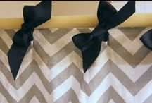 Home Dec Sewing Ideas / by Vicki Payne