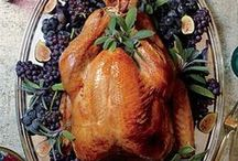 THANKSGIVING RECIPES / My favorite Thanksgiving recipes.  / by Vicki Payne