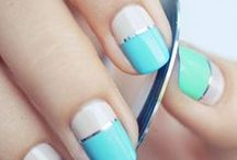nails / nails, nail art, style, painting, art, beauty, nailpolish, details