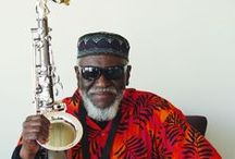 Just Jazz & Blues! / Jazz & Blues Artists / by Louis Lomaxx