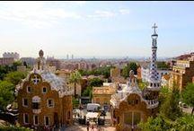 Exploring Spain / Madrid + Barcelona
