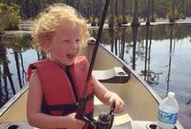 Kids And Parks. Is There Anything Better? / From the youngest child to the child in all of us, South Carolina State Parks offer something for everyone.
