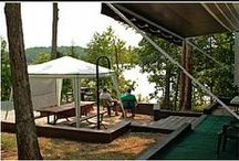 RV Camping / SC State Parks make a great place to visit with your recreational vehicle! Here we have collected some tips, tricks and information for RV camping.