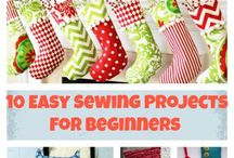 Sewing and No-Sew Projects