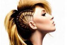 hair / by Maddison Stewart