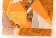 Scrap Squares by koco / Beautiful little bits and pieces