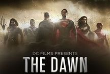 DC TV & Movie Universe / A collection of images from the DC TV & movie universe... / by Louis Lomaxx