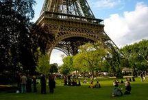 Exploring France / Paris & Versailles