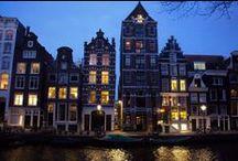 Exploring The Netherlands / Amsterdam
