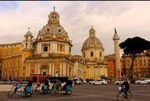 Exploring Italy / Rome & Vatican City