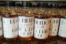 "Need a Drink Dollface? / Speakeasy/Prohibition-inspired ""secret"" wedding inspiration."