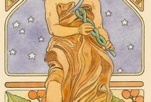 Símbolos, Mitos & Ritos / Astrologia&Mitologia&Espiritualidade  / by Teté