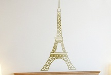 Geography Wall Decals