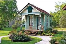 Tiny homes / by Cheryl Sims Rankin