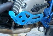 BMW R1200 GS / DS Bike Protection