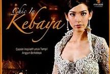 Kebaya Indonesia / by Poppy Soetanto