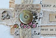 Simplicity / Vintage, Altered Art, Stitching & Fabrics / by Fiona Hayes