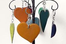 Hearts to have always with you / #heart #jewelry #homedecor #Italy