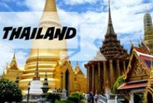 Thailand / Adventures and sights in the Land of Smiles :)