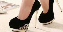 Schoenen / Prachtige stiletto's.. schoenen en laarzen