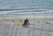Rannalla  On the beach / Täällä haluaisin olla